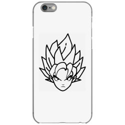 Dragon ball Z (DBZ) GOKU (Low Poly Abstract) FanArt iPhone 6/6s Case | Artistshot