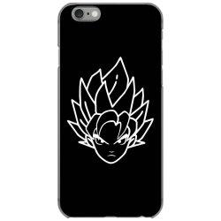 Dragon ball Z (DBZ) GOKU (Low Poly Abstract) FanArt iPhone 6/6s Case | Artistshot