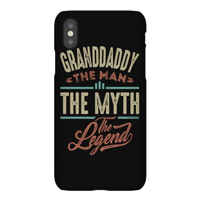Granddaddy The Myth The Legend Iphonex Case | Artistshot