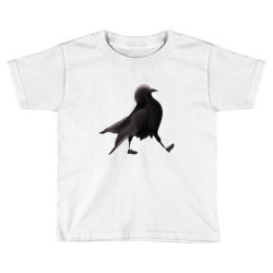 Crow Toddler T-shirt | Artistshot