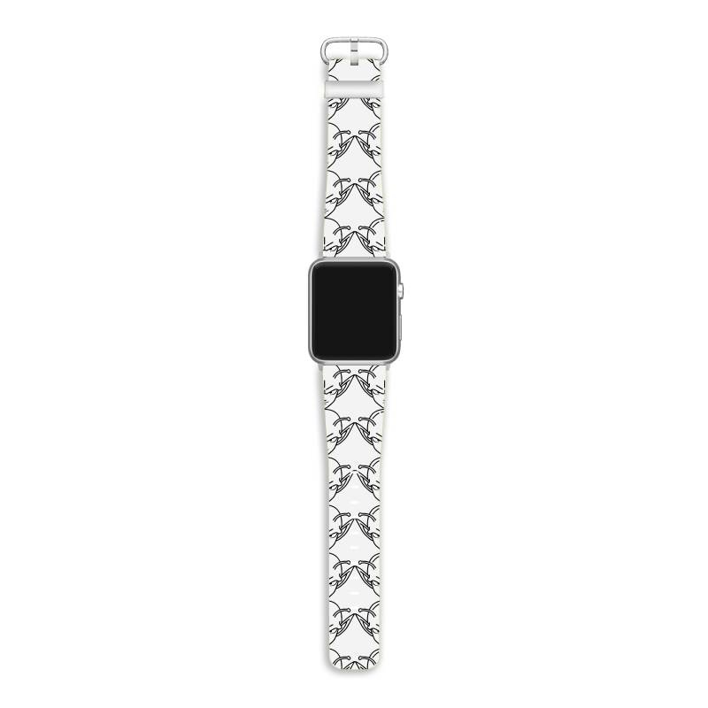 Dragon Ball Z (dbz) Piccolo (low Poly Abstract) Fanart Apple Watch Band | Artistshot