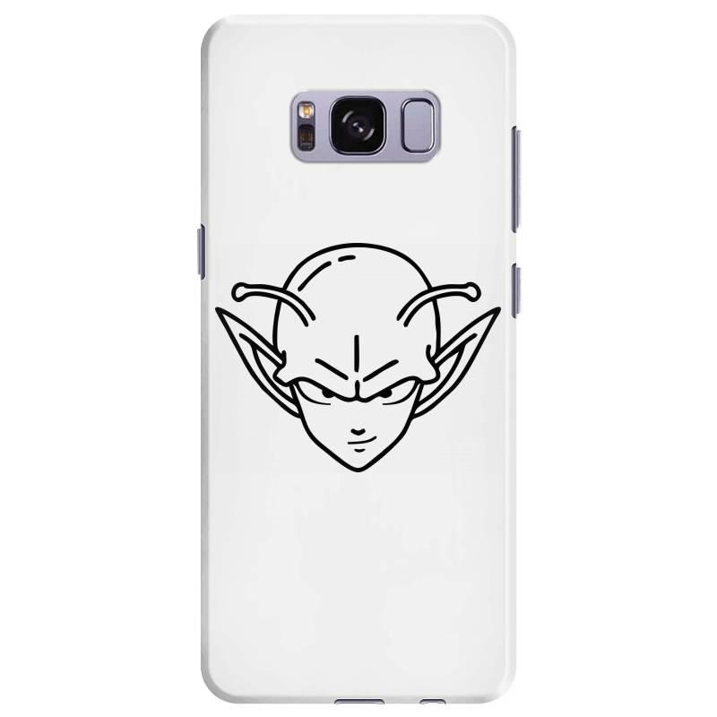 Dragon Ball Z (dbz) Piccolo (low Poly Abstract) Fanart Samsung Galaxy S8 Plus Case | Artistshot
