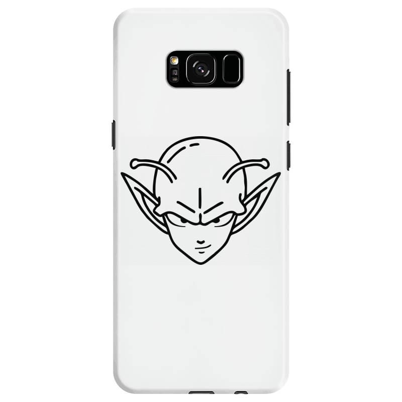 Dragon Ball Z (dbz) Piccolo (low Poly Abstract) Fanart Samsung Galaxy S8 Case | Artistshot