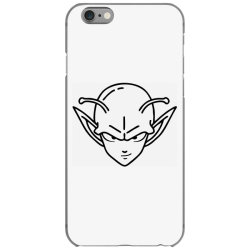 Dragon ball Z (DBZ) Piccolo (Low Poly Abstract) FanArt iPhone 6/6s Case | Artistshot