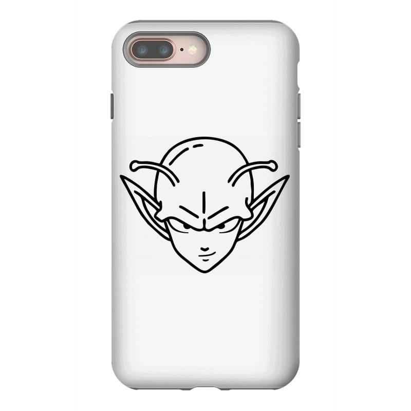 Dragon Ball Z (dbz) Piccolo (low Poly Abstract) Fanart Iphone 8 Plus Case | Artistshot