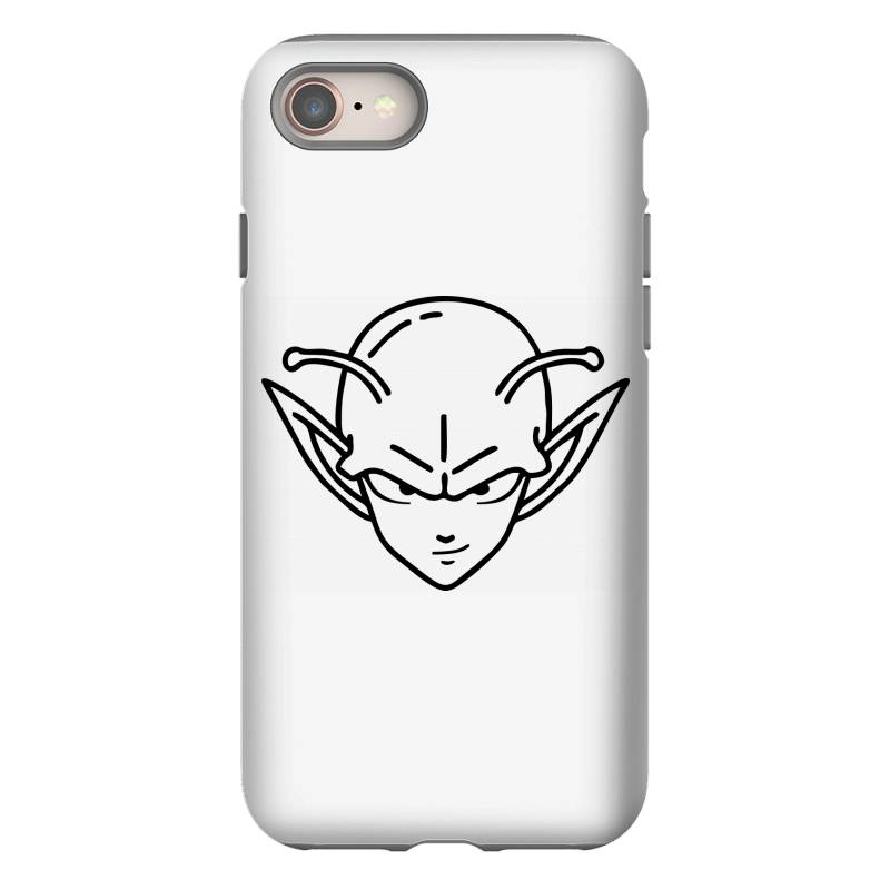 Dragon Ball Z (dbz) Piccolo (low Poly Abstract) Fanart Iphone 8 Case | Artistshot