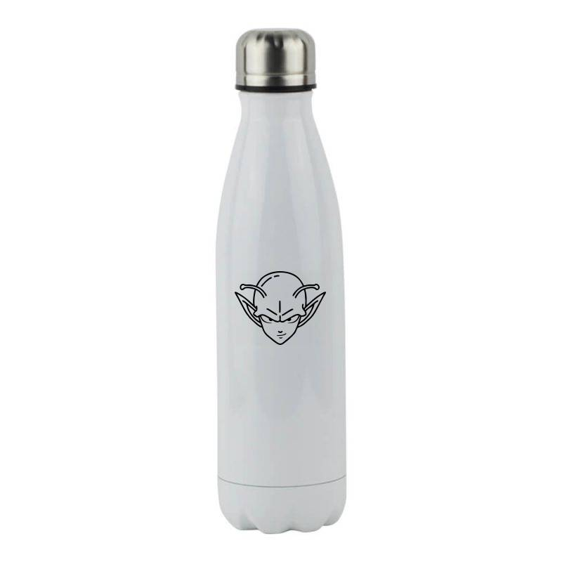 Dragon Ball Z (dbz) Piccolo (low Poly Abstract) Fanart Stainless Steel Water Bottle | Artistshot