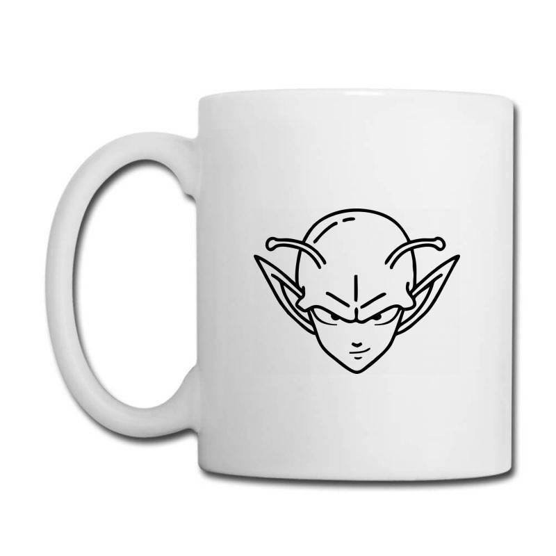 Dragon Ball Z (dbz) Piccolo (low Poly Abstract) Fanart Coffee Mug | Artistshot