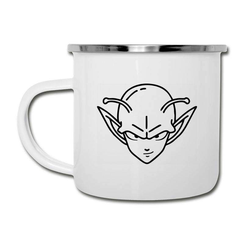 Dragon Ball Z (dbz) Piccolo (low Poly Abstract) Fanart Camper Cup | Artistshot