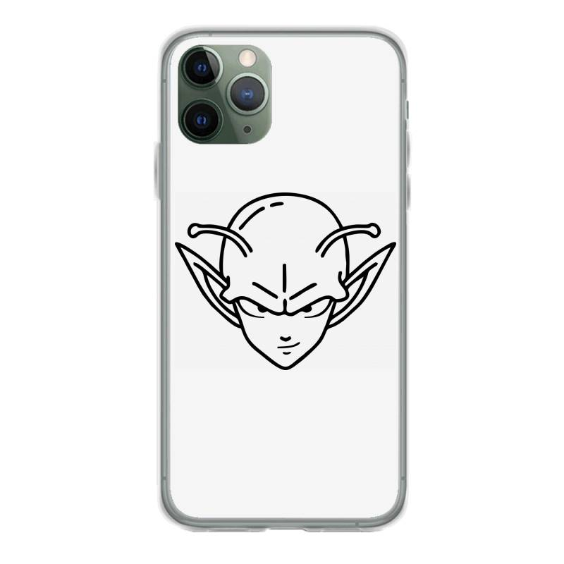 Dragon Ball Z (dbz) Piccolo (low Poly Abstract) Fanart Iphone 11 Pro Case | Artistshot