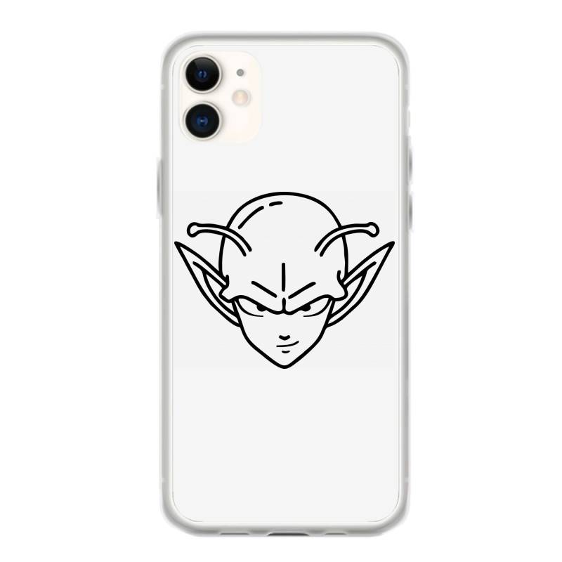Dragon Ball Z (dbz) Piccolo (low Poly Abstract) Fanart Iphone 11 Case | Artistshot