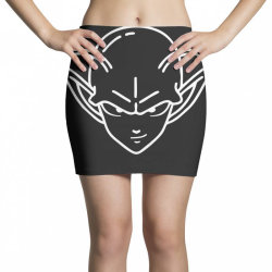 Dragon ball Z (DBZ) Piccolo (Low Poly Abstract) FanArt Mini Skirts   Artistshot