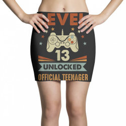 official teenager 13th birthday Mini Skirts   Artistshot