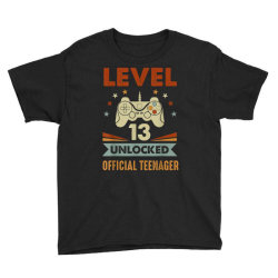 official teenager 13th birthday Youth Tee | Artistshot