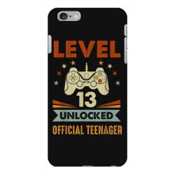 official teenager 13th birthday iPhone 6 Plus/6s Plus Case | Artistshot