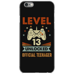 official teenager 13th birthday iPhone 6/6s Case | Artistshot