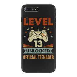 official teenager 13th birthday iPhone 7 Plus Case | Artistshot