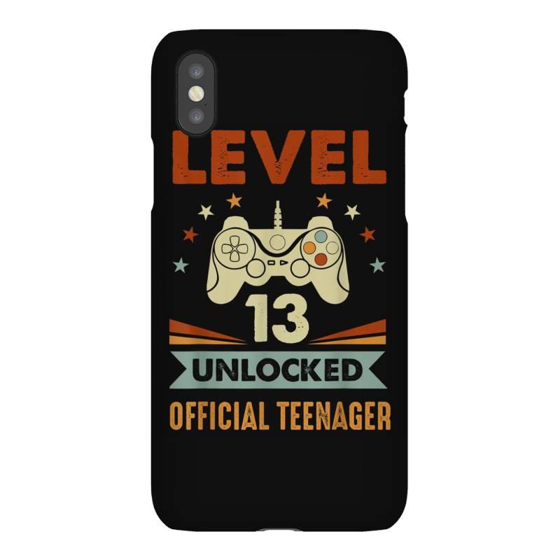 Official Teenager 13th Birthday Iphonex Case   Artistshot