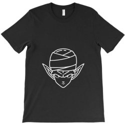 Dragon ball Z (DBZ) Piccolo (Low Poly Abstract) FanArt T-Shirt | Artistshot