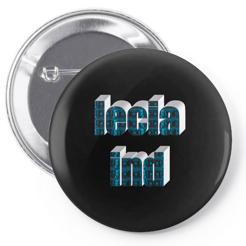 Ind Lecia Pin-back Button | Artistshot