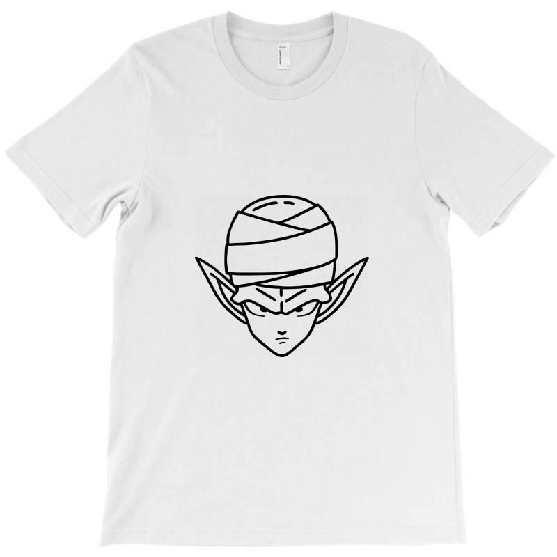 Dragon Ball Z (dbz) Piccolo (low Poly Abstract) Fanart T-shirt | Artistshot