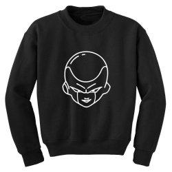 Dragon ball Z (DBZ) Freeza (Low Poly Abstract) FanArt Youth Sweatshirt | Artistshot