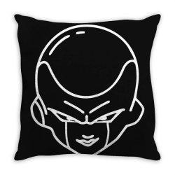 Dragon ball Z (DBZ) Freeza (Low Poly Abstract) FanArt Throw Pillow | Artistshot