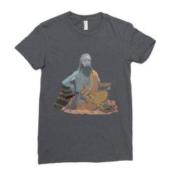 sadhu Ladies Fitted T-Shirt | Artistshot