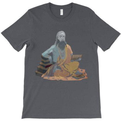Sadhu T-shirt Designed By Rococodesigns