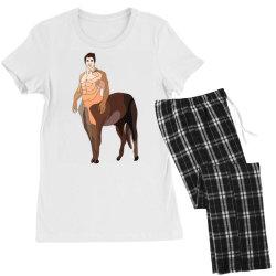 human horse Women's Pajamas Set | Artistshot