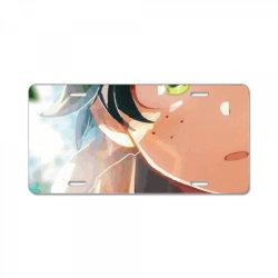 my hero academia (Izuku Midoriya) Cute License Plate | Artistshot