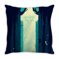 Adventure Gaming (Low Poly) Throw Pillow | Artistshot