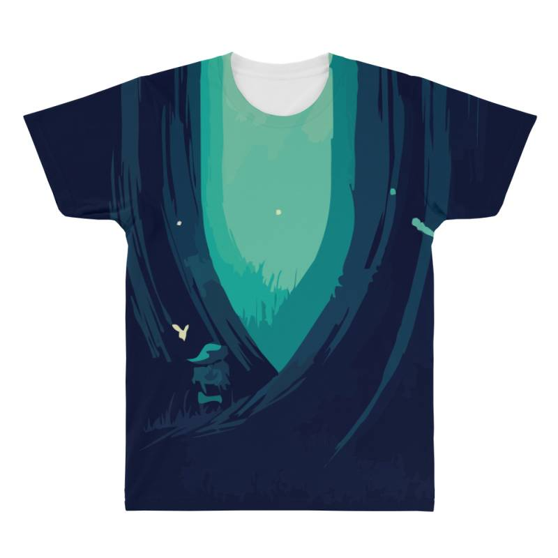 Adventure Gaming (low Poly) All Over Men's T-shirt | Artistshot