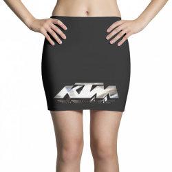 KTM License plate Mini Skirts   Artistshot