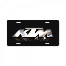 KTM License plate License Plate | Artistshot