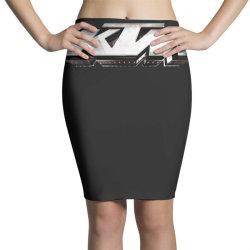 KTM License plate Pencil Skirts   Artistshot
