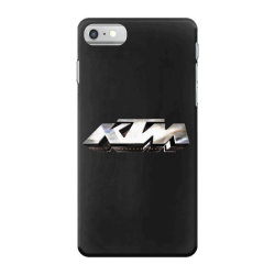 KTM License plate iPhone 7 Case | Artistshot