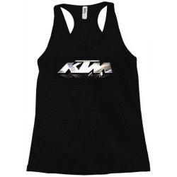 KTM License plate Racerback Tank   Artistshot