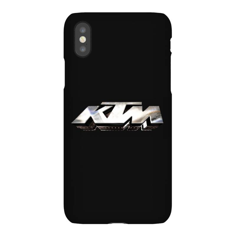 Ktm License Plate Iphonex Case | Artistshot