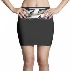 KTM Racing License plate Mini Skirts | Artistshot