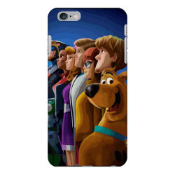 SCOOB! (2020) Fanart (Low Poly) ZoomOut Effect iPhone 6 Plus/6s Plus Case | Artistshot