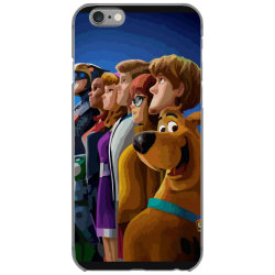 SCOOB! (2020) Fanart (Low Poly) ZoomOut Effect iPhone 6/6s Case | Artistshot