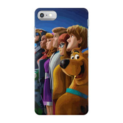 SCOOB! (2020) Fanart (Low Poly) ZoomOut Effect iPhone 7 Case | Artistshot