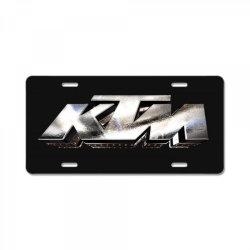 KTM Racing License plate License Plate | Artistshot