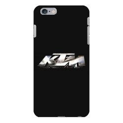 KTM Racing License plate iPhone 6 Plus/6s Plus Case | Artistshot