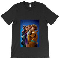 SCOOB! (2020) Fanart (Low Poly) ZoomOut Effect T-Shirt | Artistshot