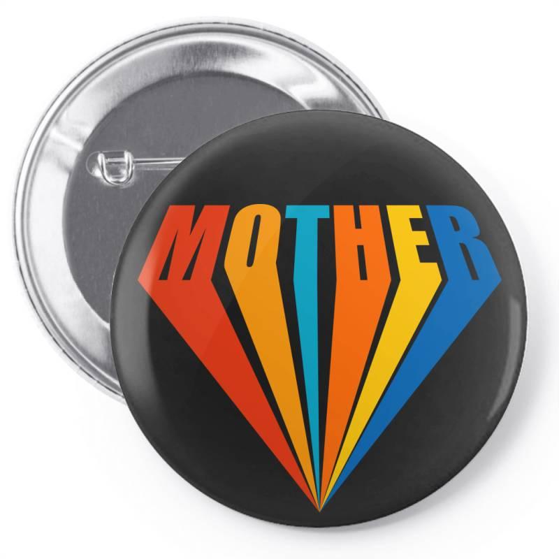 Mother Pin-back Button   Artistshot