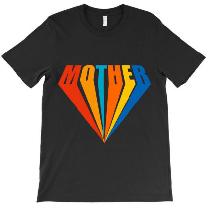 Mother T-shirt Designed By Tiococacola