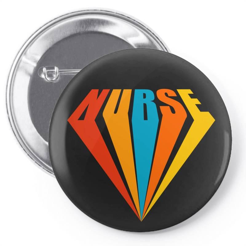 Nurse Pin-back Button | Artistshot