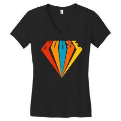 Nurse Women's V-Neck T-Shirt | Artistshot
